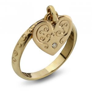 72 Names Kabbalah Ring for Matchmaking and Love by HaAri