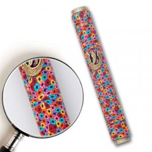Thousand Flower Mezuzah Case