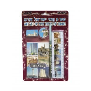 Sites of Israel Note Pad Set