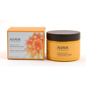 Ahava Dead Sea Plants Caressing Body Sorbet - Mandarin & Cedarwood