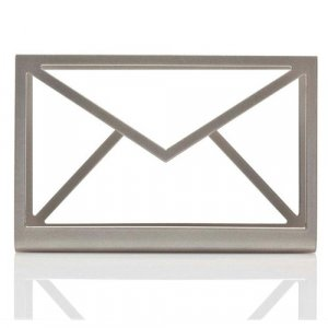 Inbox Table Stand for Mail by ArtOri
