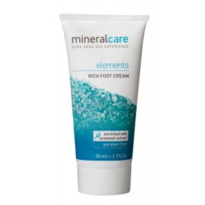 Mineral Care Elements Rich Foot Cream