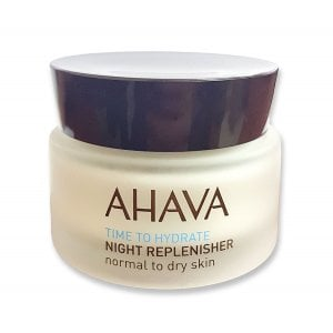 AHAVA Skin Replenisher - Night Cream for normal to dry skin