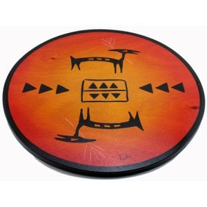 Lazy Susan by Kakadu Art - Sun Design