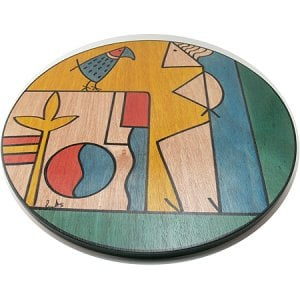 Lazy Susan Composi by Kakadu Art