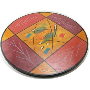 Lazy Susan Dream Field by Kakadu Art
