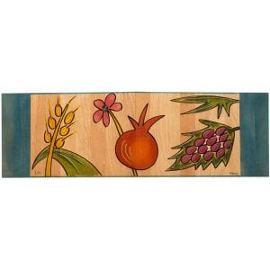 Table Runner Holy Plants by Kakadu Art