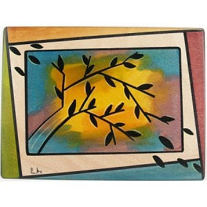 Rectangular Placemat Autumn by Kakadu Art