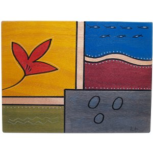 Rectangular Placemat Mati by Kakadu Art