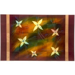 Floor Mat Florali by Kakadu Art