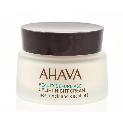 AHAVA Beauty Before Age Uplift Night Cream face neck and Décolleté
