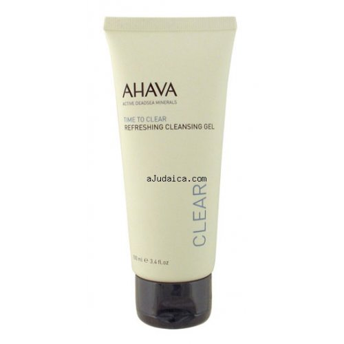 AHAVA Mineral Cleansing Gel for normal to dry skin