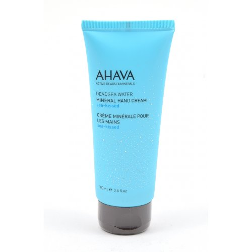 AHAVA Mineral Dead Sea Water Hand Cream Sea-Kissed 3.4 fl.oz
