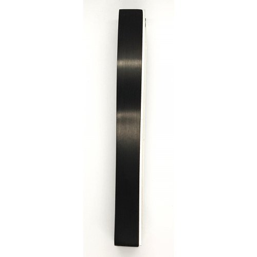 Adi Sidler Wave Design Mezuzah Case - Black