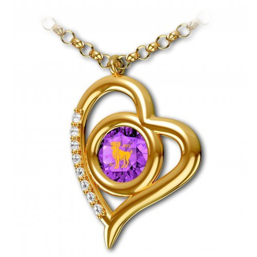 Aries Pendant By Nano - Gold Plated