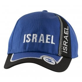 e738d08e582cd Baseball Cap with Israel and Star of David Design - Choice of Colors