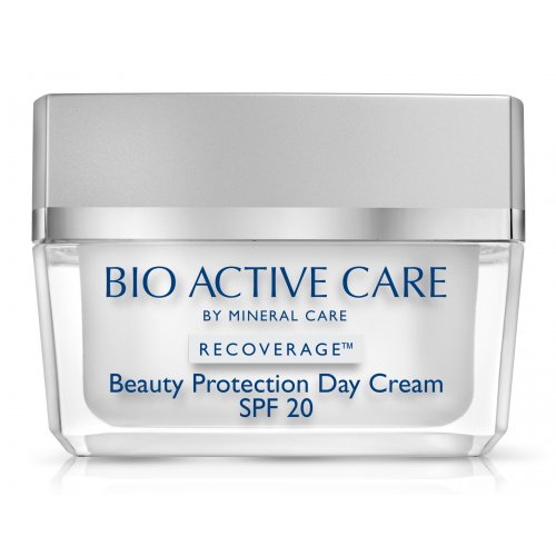 Bio Active Care Recoverage™ Beauty Protection Day Cream SPF-20 by Mineral Care