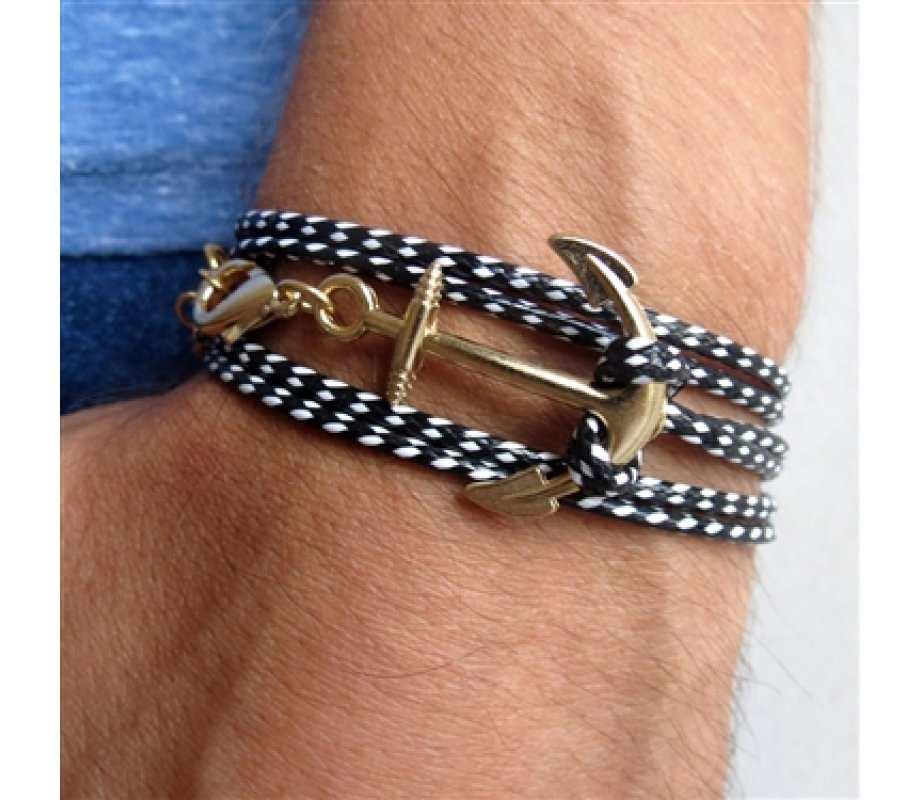 Mens Rope Anchor Bracelets The Best Ancgweb Org Of 2018