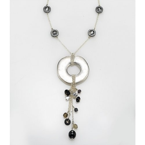 Cool Cascade Necklace by Edita