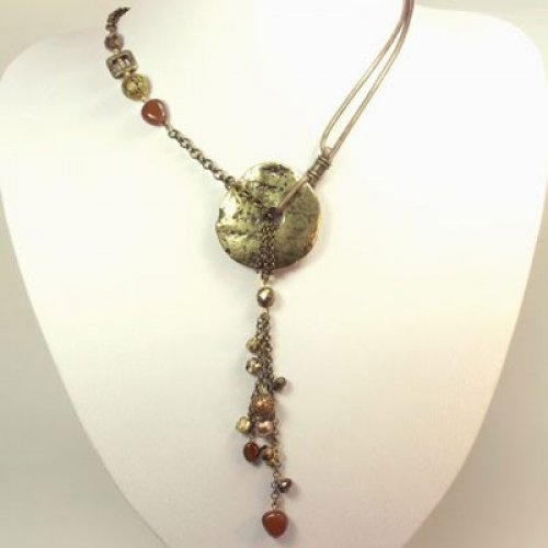Desert Oasis Necklace by Edita