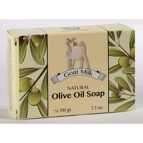Ein Gedi Olive Oil Soap with Goat's Milk