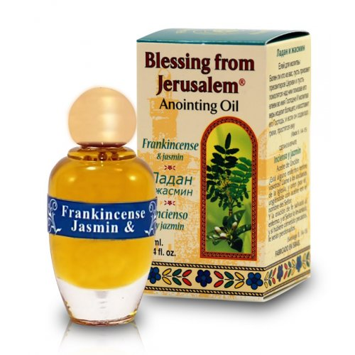 Frankincense & Jasmine - Anointing Oil 10 ml.