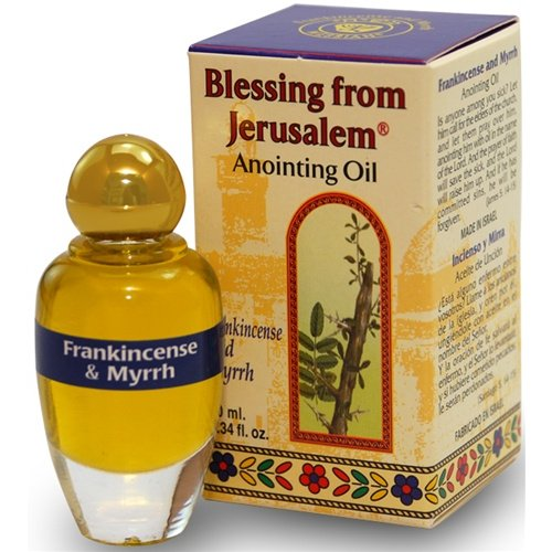 Frankincense & Myrrh - Anointing Oil 10