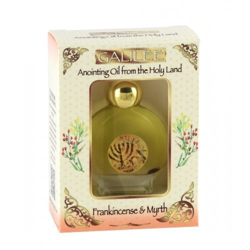 Galilee Anointing Oil - Frankincense and Myrrh 12 ml