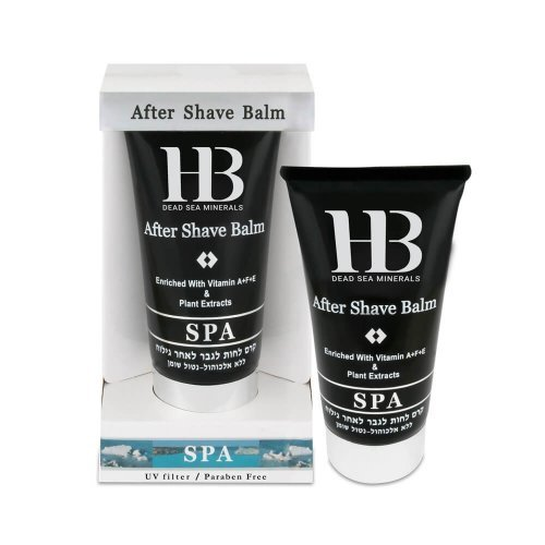 H&B Dead Sea After Shave Balm for Men