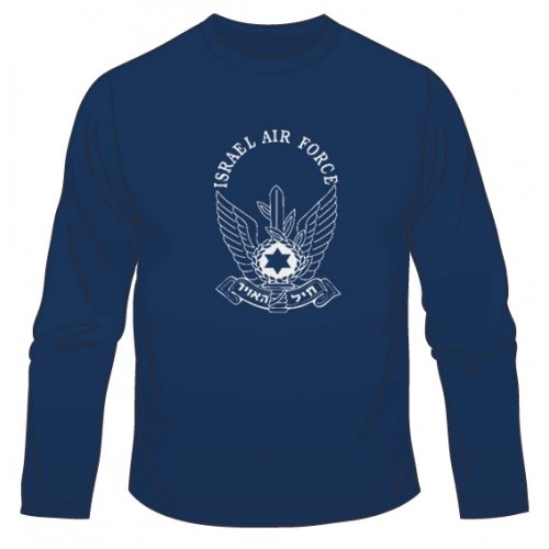 Israel Air Force Long Sleeved T-Shirt