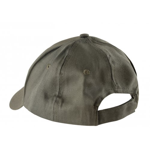 Khaki Baseball Cap - Gold Embroidered Tzahal, Israel Army