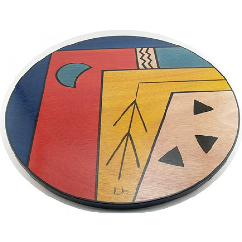 Lazy Susan Forma by Kakadu Art