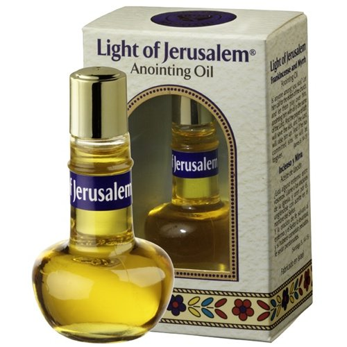 Light of Jerusalem 8 ml. - Anointing Oil