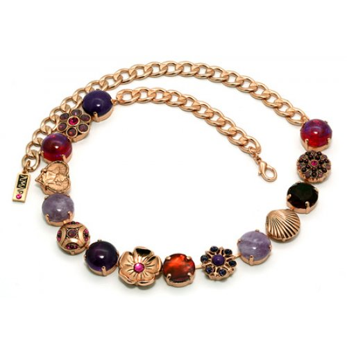 Necklace from Winter Sunset Collection by Amaro