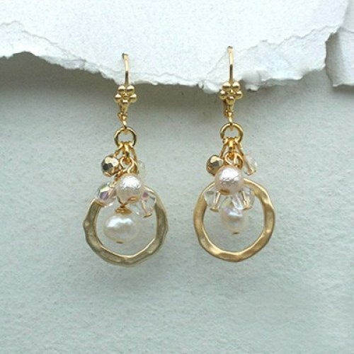 Pearls for Aristocracy Earrings by Edita