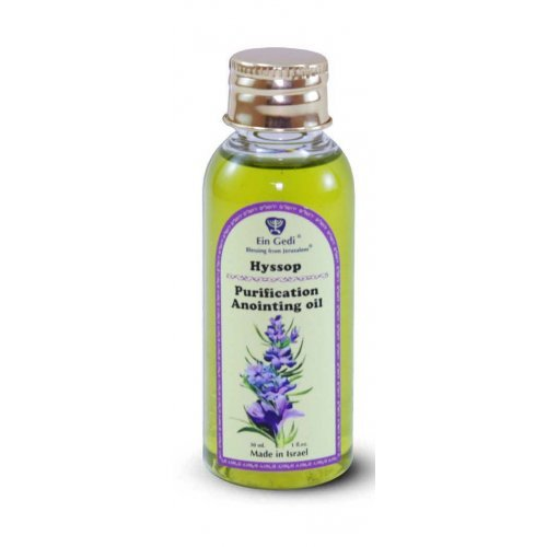 Prosperity Anointing Oil - Hyssop 30 ml