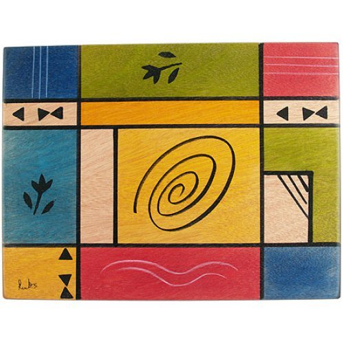 Rectangular Placemat Modernini by Kakadu Art