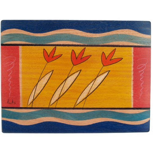 Rectangular Placemat Peri by Kakadu Art