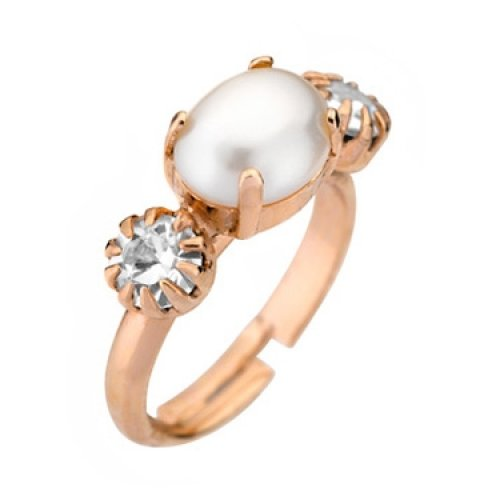 Ring by Amaro Pearl Jam Collection