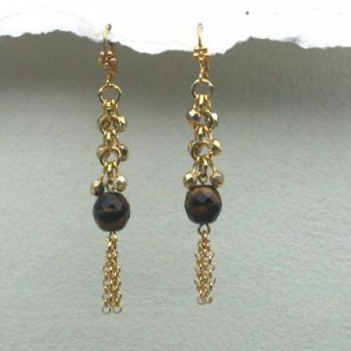 Romantic Raindrop Earrings by Edita