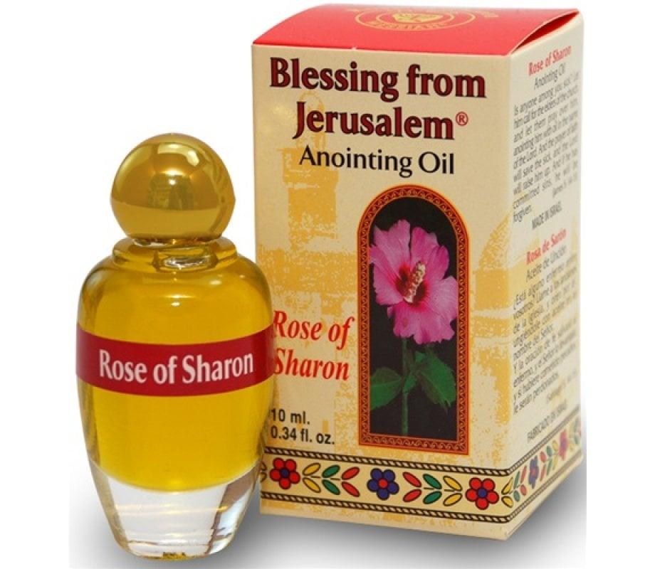 Rose Of Sharon Anointing Oil 10 Ajudaicacom