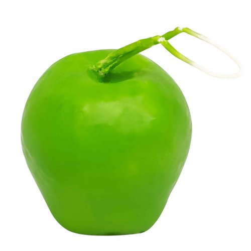 Safed Green Apple Havdalah Candle