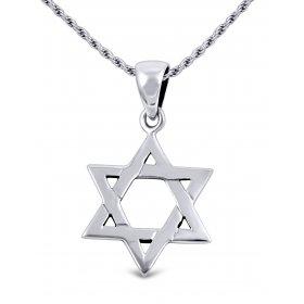 ec5fe1db29ab1 Men's Jewish Jewelry for Sale | aJudaica.com