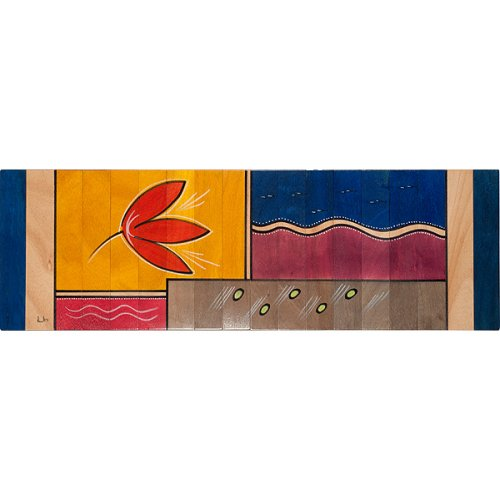 Table Runner Mati by Kakadu Art