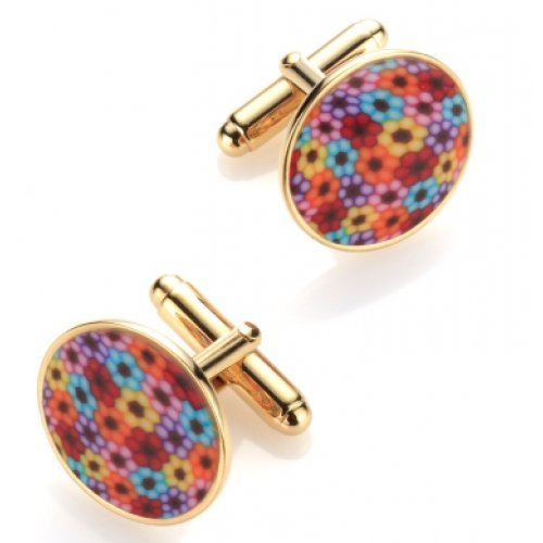 Thousand Flower Cufflinks