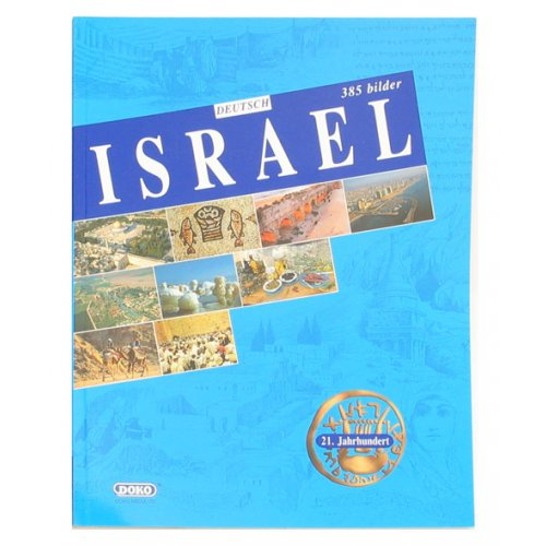 Tour Book of Israel - German - 1 left in stock!