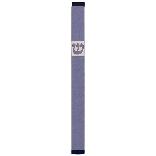 Traditional Mezuzah By Agayof - Extra Large Light