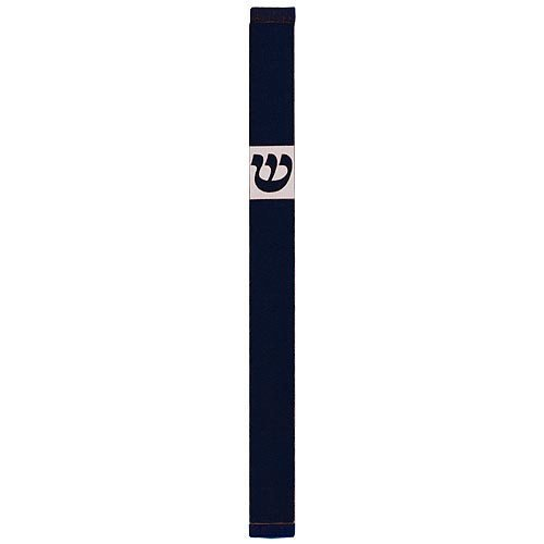 Traditional Mezuzah By Agayof- Extra Large Dark