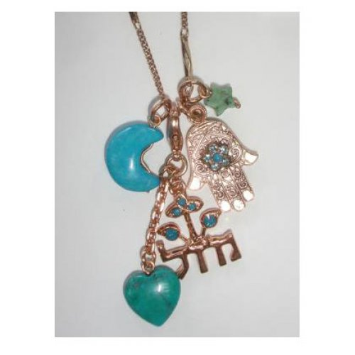Turquoise Luck Necklace