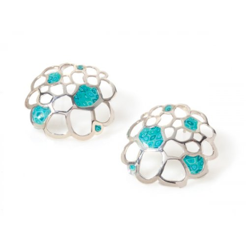 Turquoise Studd Earrings